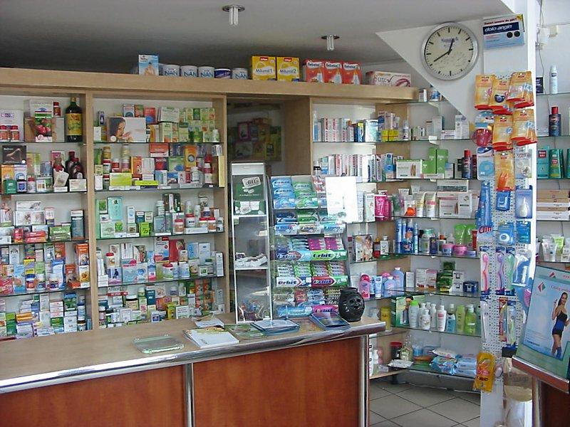 Farmacie for Ekofarma arredamenti