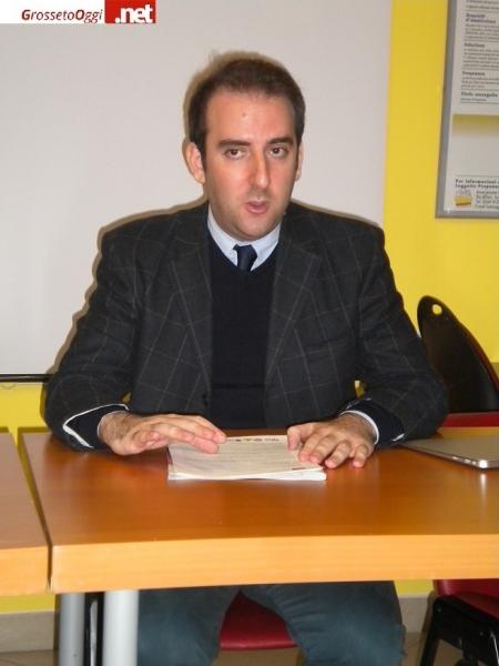 Luca Grandi, vicedirettore Caritas